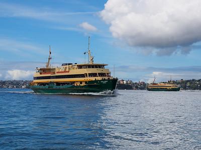 Sydney Ferrys