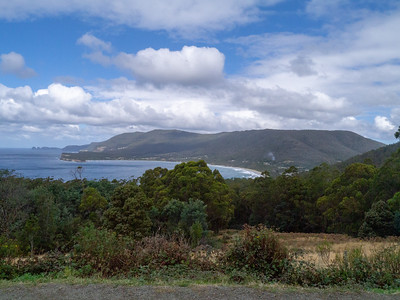 Tasman Bay National Park Lookout