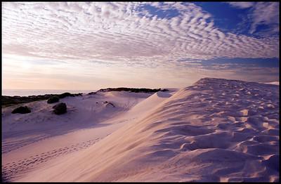 Near Lancelin, north of Perth