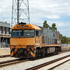 National Pacific NR95 passes Midland, Perth.