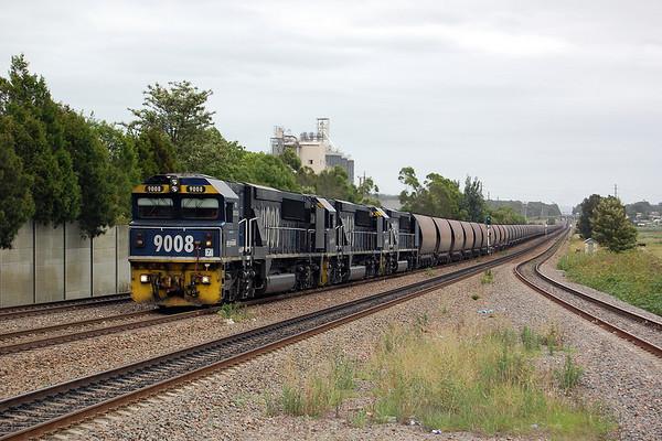 Australia - Freight