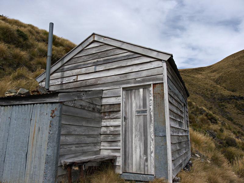 Bonnie Jean hut, Mt. Judah trail