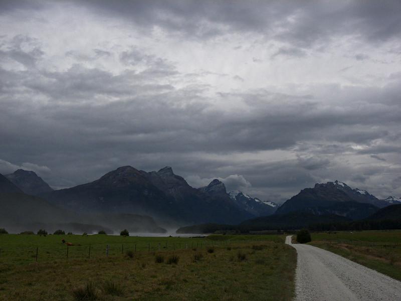Glenorchy-Paradise road