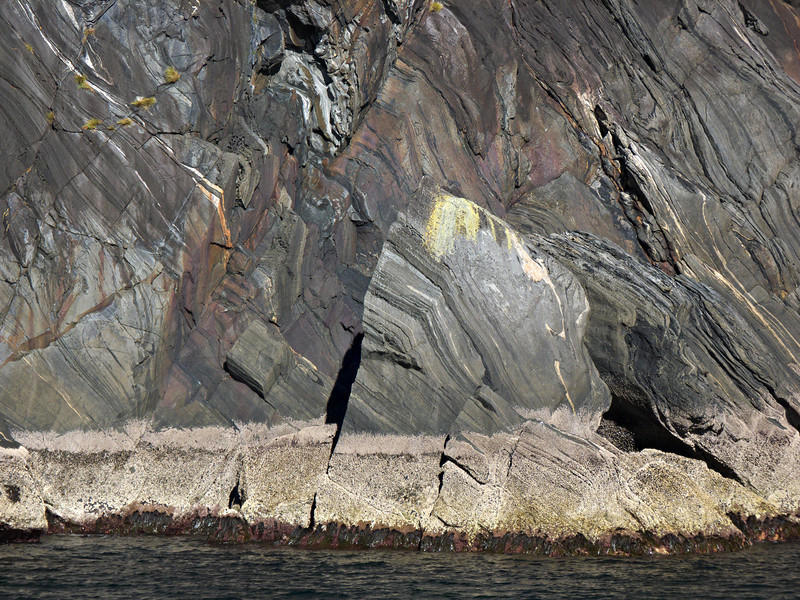 Rocks, Milford Sound