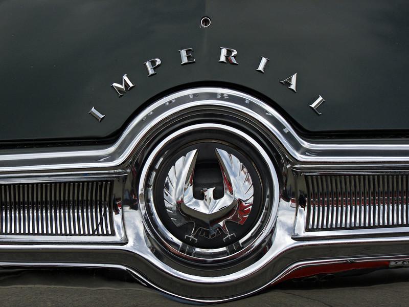 Imperial, Te Anau.  The lakeside town of Te Anau hosted a show of classic American cars.