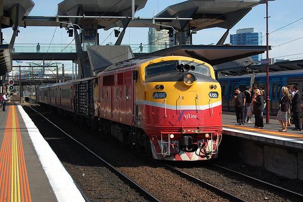 Australia - Passenger