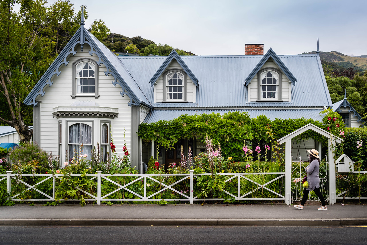 New Zealand Cottage