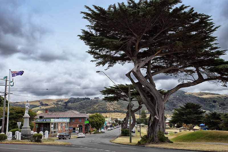 The town of Apollo Bay