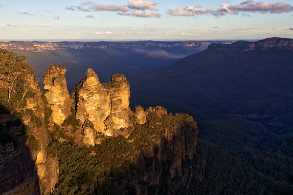 Three Sisters, Blue Mountains, Katoomba, NSW