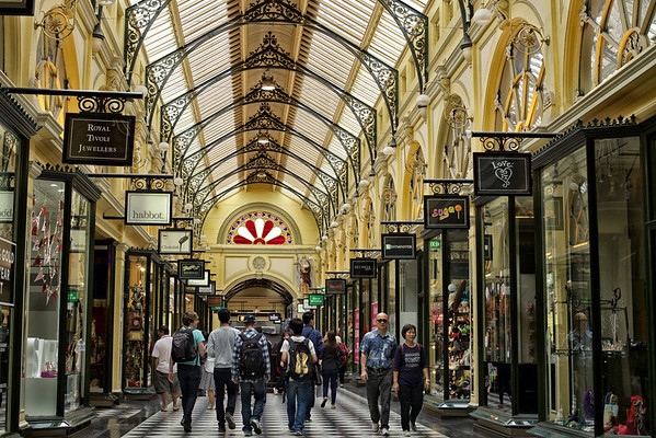 Laneway Arcade