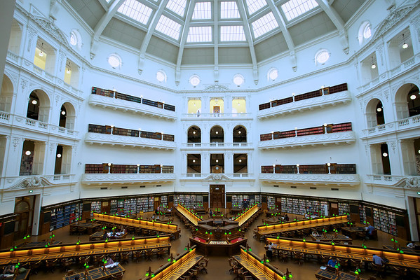 Victoria State Library
