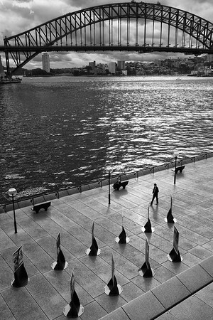 Taken from the Opera House