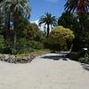 Entering the Botanical Garden in Williamstown.