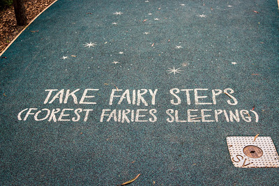 Take Fairy Steps