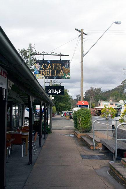 kangaroo valley town