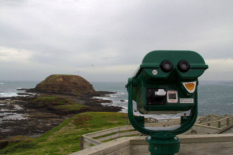 phillip island lookout