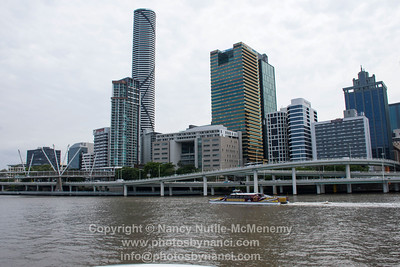 Brisbane River Cruise