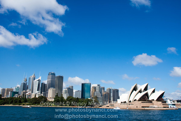 Taronga Zoo and Sydney harbour