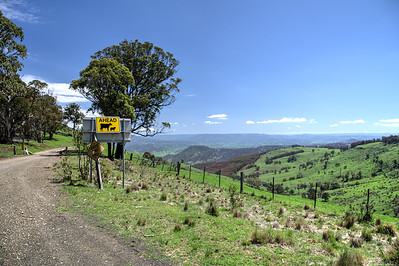 Barrington Tops Road