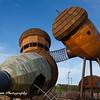 Amazing playground, Canberra