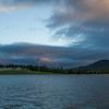 Sunrise over Lake Burley Griffin