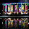 National Library, Enlighten Festival, Canberra