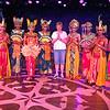 Folkloric Show aboard the Sirena - Bali, Indonesia