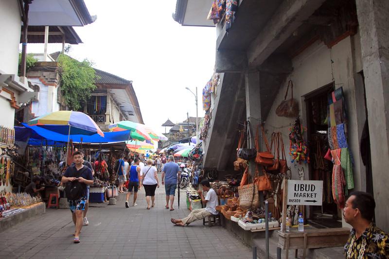 Ubud Market - Bali, Indonesia