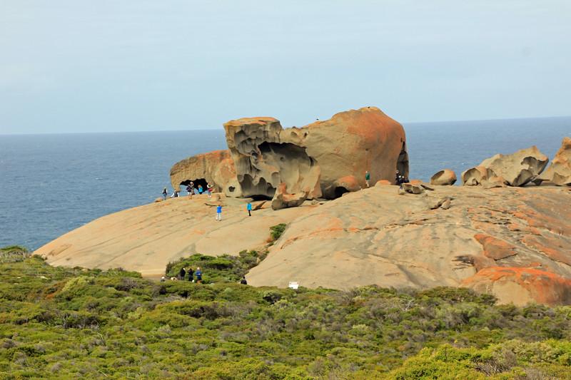 Remarkable Rocks - Kangaroo Island, Australia