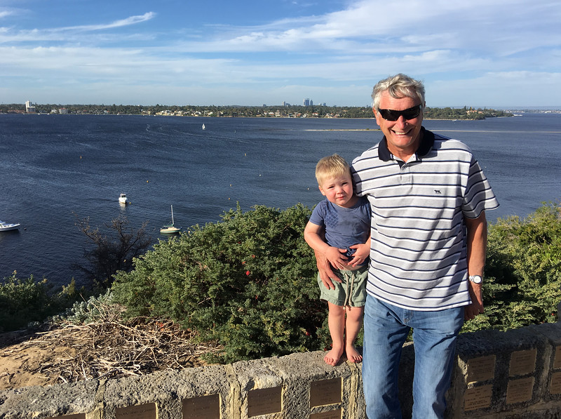 Anthony & Freddie - Perth, Australia