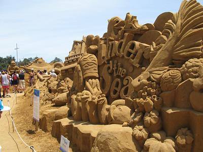 Sand Sculptures 01-01-2013