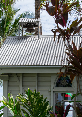 St. Mary by the Sea chapel, Port Douglas, Australia.