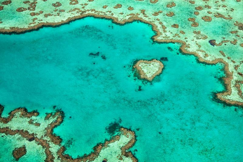 Heart Reef Lagoon