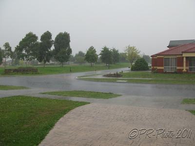 Sherwood Floods 4th Feb 2011