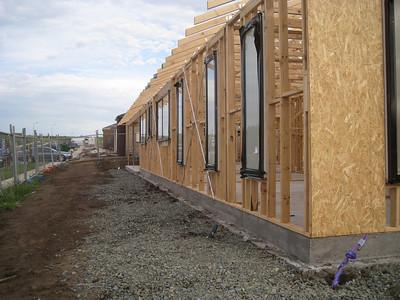 Frame Complete 28th Nov 2011