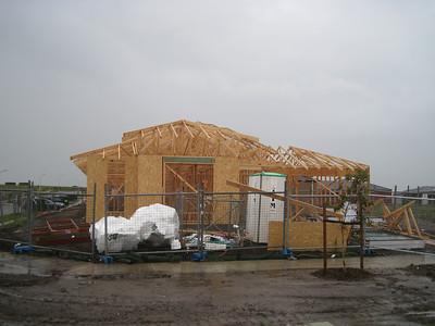 Frame Build 24-27th Nov 2011