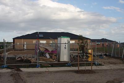 Slab Preparation 20th Nov 2011