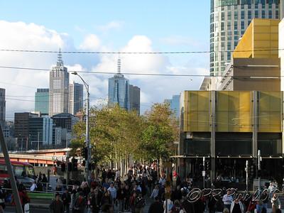 Melbourne 6th June 2010