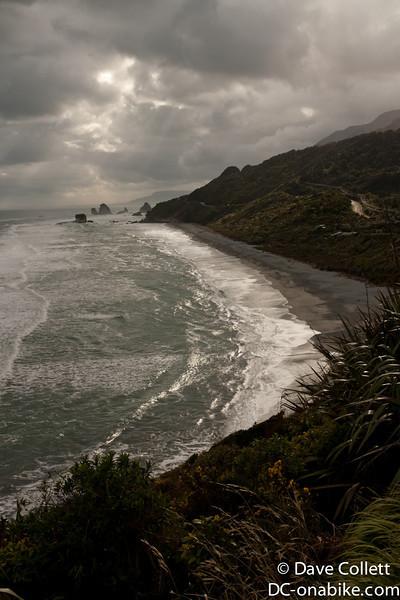 More dramatic West Coast