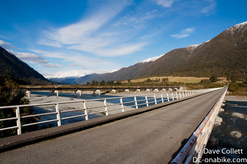 Road and rail bridges