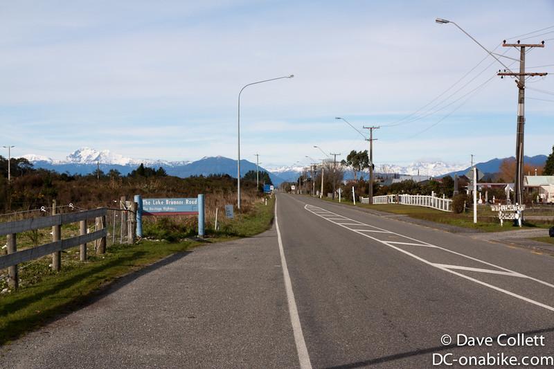 Lake Brunner Road