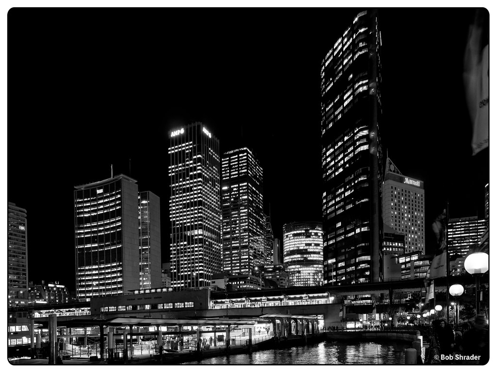 Sydney at Night