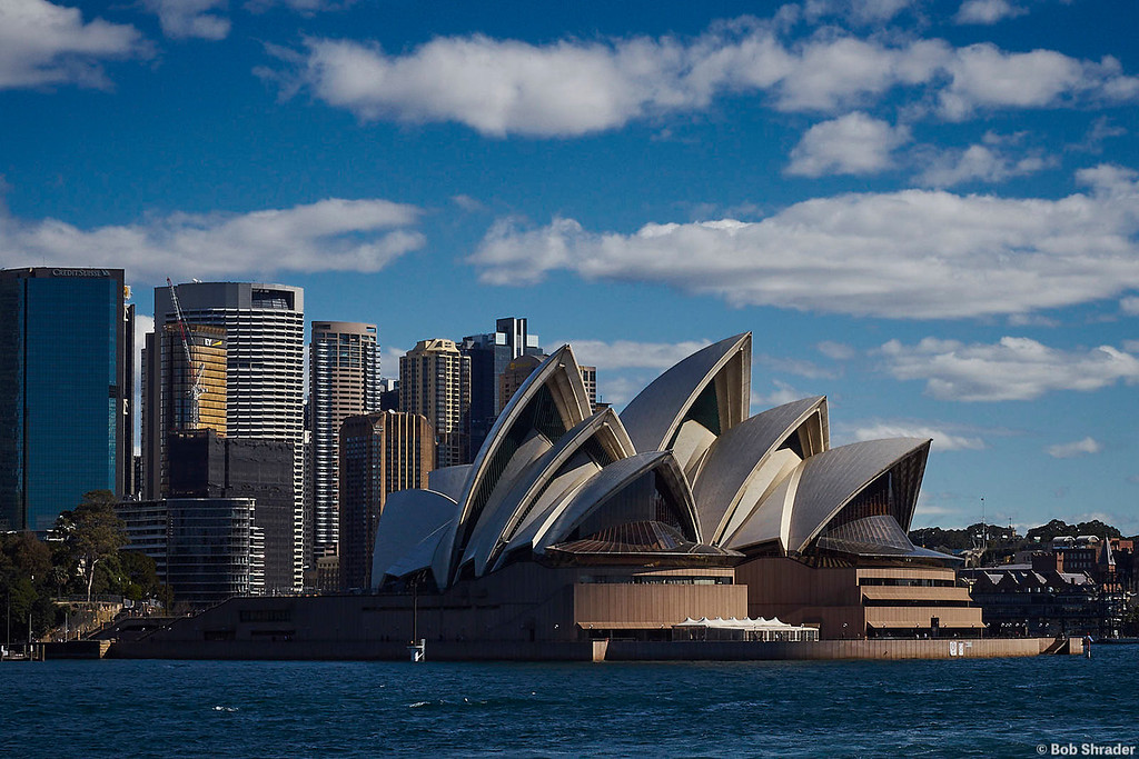 Opera House and Skyline