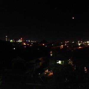 Brisbane Lunar Eclipse