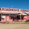 The Pink Roadhouse is the main event in the little town of Oodnadatta, and it's definitely worth a stop.
