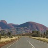 The next day we drove over to Kata Tjuta, aka The Olgas...