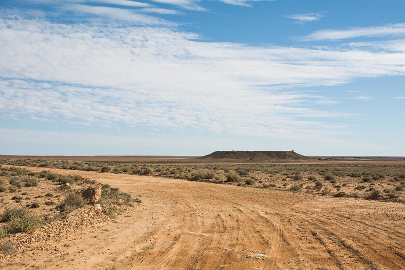 The Oodnadatta Track was everything we had hoped for; we really wanted to get out into some open/new countryside.