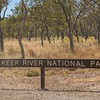 Keep River NP is almost on the border with Western Australia.