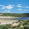 including being the point where the Margaret River meet the ocean,