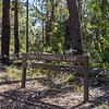 We'd mostly been seeking the Snottygobble walking trail because of its wild and wicked name.